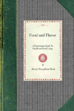 Food and Flavor (Paperback)