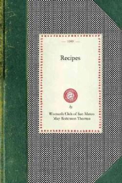 Recipes (Paperback)
