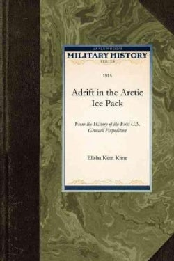 Adrift in the Arctic Ice Pack (Paperback)