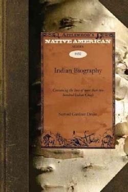 Indian Biography (Paperback)