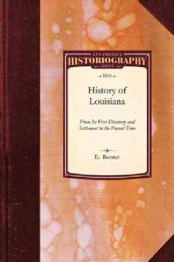 History of Louisiana (Paperback)