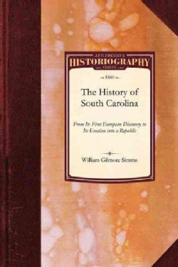 The History of South Carolina (Paperback)