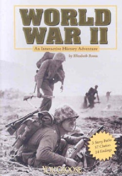 World War II: An Interactive History Adventure (Paperback)