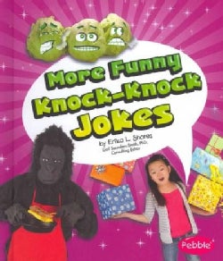 More Funny Knock-Knock Jokes (Hardcover)
