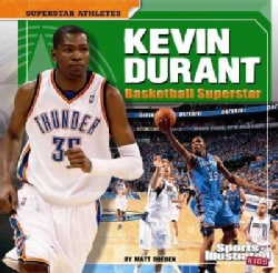 Kevin Durant: Basketball Superstar (Paperback)