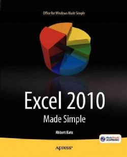 Excel 2010 Made Simple (Paperback)