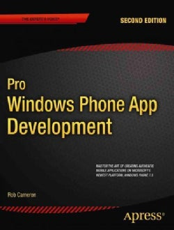 Pro Windows Phone App Development (Paperback)
