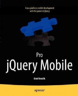 Pro jQuery Mobile (Paperback)