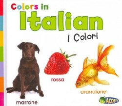 Colors in Italian (Hardcover)