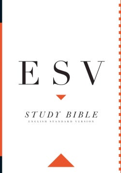 Holy Bible: English Standard Version, Study Bible