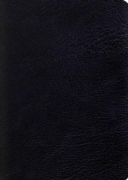 ESV Study Bible: English Standard Version, Black, Genuine Leather