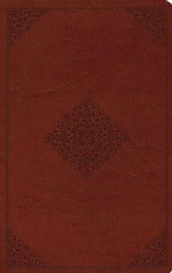 The Holy Bible: English Standard Version, Tan, Trutone, Ornament Design, Value Thinline (Paperback)
