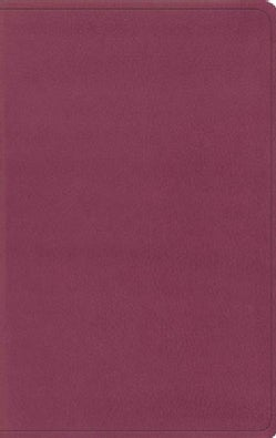 Holy Bible: English Standard Version, Value Thinline, Trutone, Pink (Paperback)