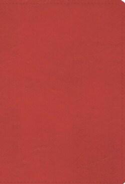 ESV Student Study Bible: English Standard Bible, Coral, Trutone (Paperback)