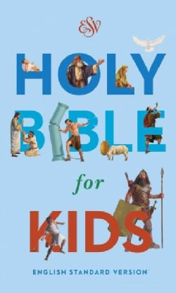 Holy Bible For Kids: English Standard Version Holy Bible for Kids, Economy (Paperback)