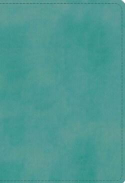 ESV Student Study Bible: English Standard Version, Turquoise, Trutone (Paperback)