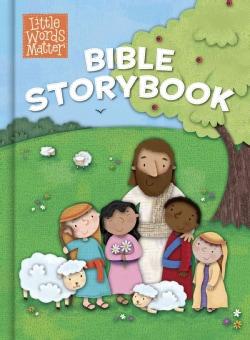 Bible Storybook (Board book)