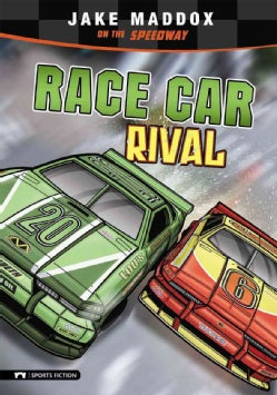 Race Car Rival (Hardcover)