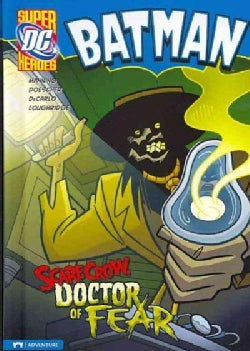 Scarecrow, Doctor of Fear (Hardcover)