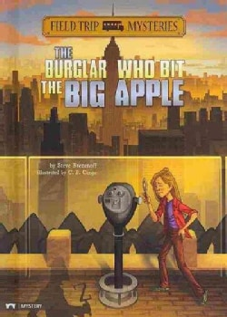 The Burglar Who Bit the Big Apple (Hardcover)