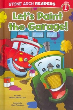 Let's Paint the Garage! (Hardcover)
