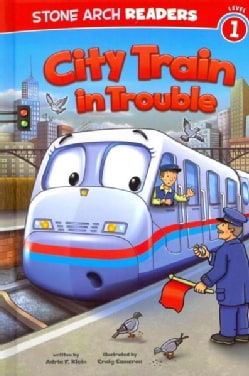City Train in Trouble (Hardcover)