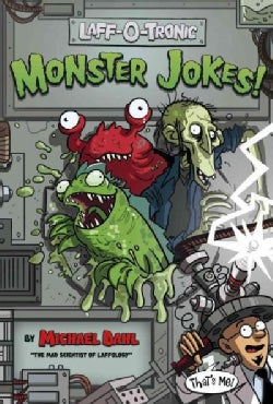 Laff-o-Tronic Monster Jokes! (Paperback)