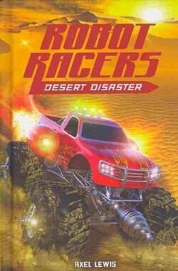 Desert Disaster (Hardcover)