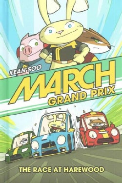 March Grand Prix: The Race at Harewood (Hardcover)