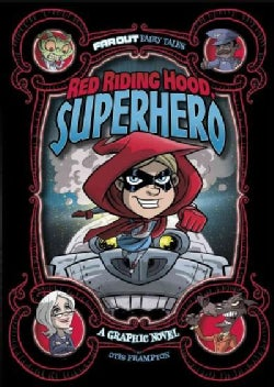 Far Out Fairy Tales: Red Riding Hood, Superhero (Paperback)