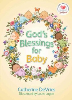 God's Blessings for Baby (Board book)