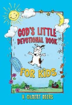 God's Little Devotional Book for Kids (Hardcover)