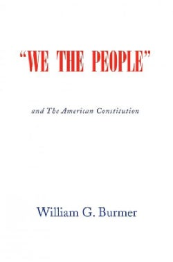 We the People: And the American Constitution (Paperback)