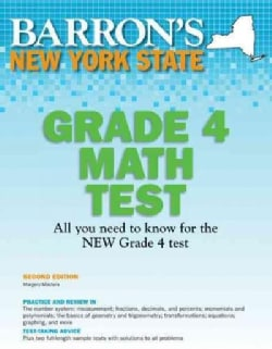 New York State Grade 4 Math Test (Paperback)
