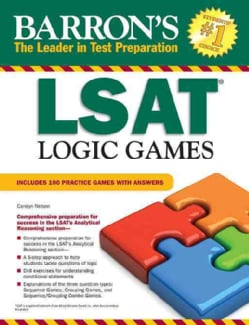 LSAT Logic Games (Paperback)