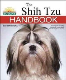 The Shih Tzu Handbook (Paperback)