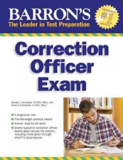 Barron's Correction Officer Exam (Paperback)