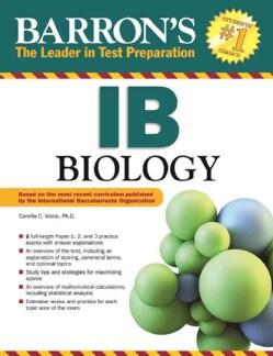 Barron's IB Biology (Paperback)