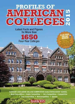 Profiles of American Colleges 2015 (Paperback)