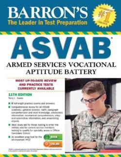 Barron's ASVAB: Armed Services Vocational Aptitude Battery (Paperback)