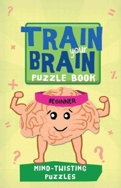Mind Twisting Puzzles, Beginner (Paperback)
