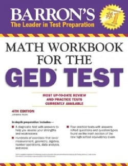 Barron's Math GED Test (Paperback)