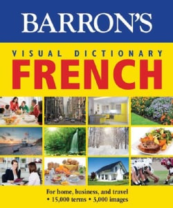 Barron's Visual Dictionary French (Paperback)