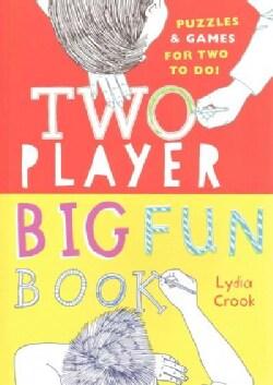 Two Player Big Fun Book (Paperback)