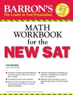 Barron's Math for the New SAT (Paperback)