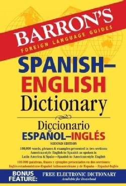 Barron's Foreign Language Guides Spanish-English Dictionary / Diccionario Espanol-Ingles (Paperback)