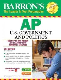 Barron's AP United States Government & Politics (Paperback)