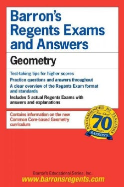 Barron's Regents Exams and Answers: Geometry  (Paperback)