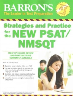 Barron's Strategies and Practice for the New PSAT/NMSQT (Paperback)