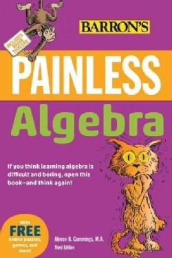 Painless Algebra (Paperback)